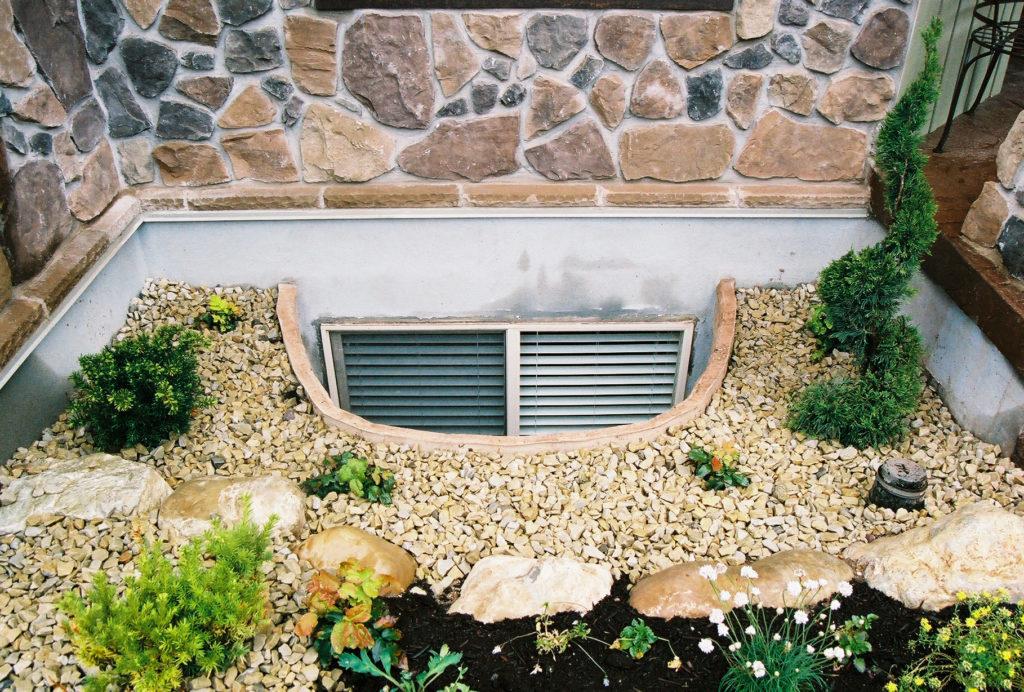 Rockwell Basement Egress Window Installation