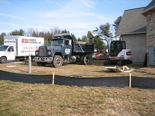 Egress Systems, Inc trucks