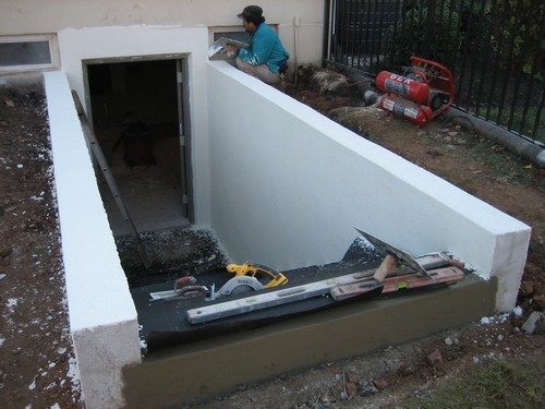 Installation of PermEntry stair system
