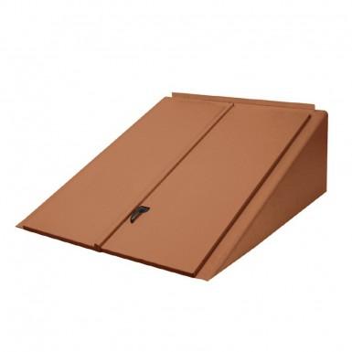 Brown Bilco Permentry basement door