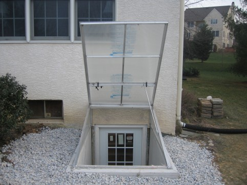Cleargress Permentry installations for basements